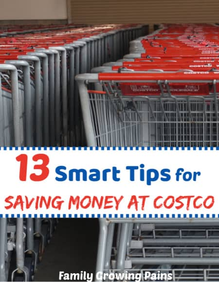 Saving Money at Costco